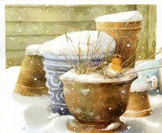 Коллекция картинок: Иллюстрации Bastin Marjolein 7 (птички часть 3)