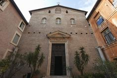 Basilica di Santa Prassede, Roma