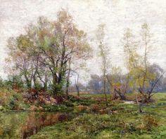 Hugh Bolton Jones, 1848-1927 American Painter