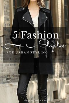 5 versatile pieces that can be mixed and match to any top you have for any activity, be it work or to a weekend date.   Lookbook Store Style Tips