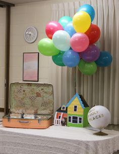 Love this UP themed New Beginnings. Would make a great Evening of Excellence, too. from This-n-that; a little crafting