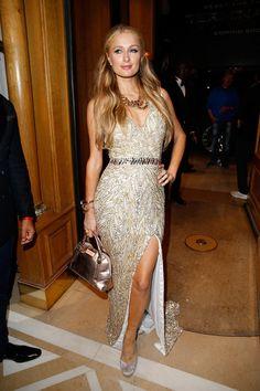Paris Hilton Photos - The Heart Fund Party - The 68th Annual Cannes Film Festival - Zimbio