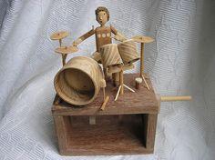 Drummer Automata 2009   Flickr - Photo Sharing!