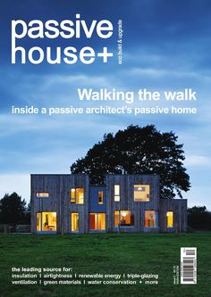 not your average builder a passive house builder passivhaus in