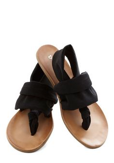 Stay in the Loop Sandal | Mod Retro Vintage Sandals | ModCloth.com