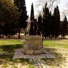Pozo en el Parque Grande #zaragoza