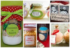 diy teacher christmas gift ideas | 30 DIY and Homemade Christmas Decoration Ideas
