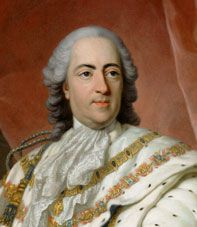 """Louis XV - Palace of Versailles  After becoming king in 1715, the young Louis XV, known as the """"Beloved"""", decided in 1722 to reinstall the government and court in the Château de Versailles, abandoned since the death of Louis XIV. In 1725, he married Marie Leszczinska and fathered an heir to the throne. Passionately interested in science and botany, he enriched the gardens of the Château and commissioned the building of the Petit Trianon palace for his mistress, Madame de Pompadour."""