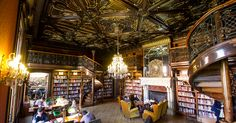 The Szabó Ervin library is phenomenal and many don't know that some of Budapest's most beautiful reading rooms are open to the public here. (But it is closed during the summer holiday.)