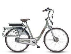 Sparta Amazone 4 Life Electric - speciale elektrische fiets. Stoere elektrische stadsfiets die eenvoudig is om te bouwen naar een elektrische moederfiets.