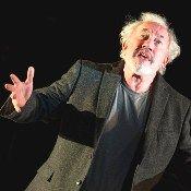 Simon Callow Halesworth Arts Festival 2014