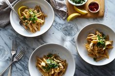 One-Pot Spicy and Creamy Chicken Pasta recipe on Food52