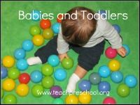 Baby and Toddler learning
