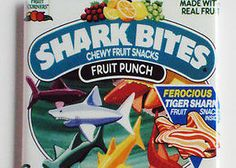 Shark bites fruit snacks~ anyone remember these? 90s Childhood, Childhood Memories, School Memories, Sweet Memories, Shark Bites Fruit Snacks, Lunch Snacks, Discontinued Food, 90s Food, Back In The 90s