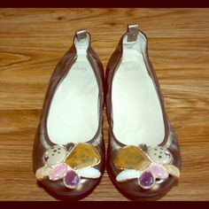 Gap Ballet Shoes In perfect condition. Only worn once💋 No scratch/marks. Lower price through P y pa l🔴 GAP Shoes