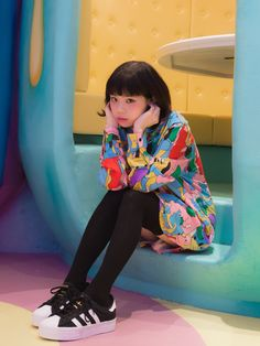 Kawaii Kidult Girl – Ayumi Seto | Lazy Oaf Journal