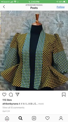 Best African Dresses, Latest African Fashion Dresses, African Print Dresses, African Print Fashion, African Attire, African Wear, African Inspired Clothing, African Print Dress Designs, African Blouses