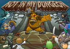 Not In My Dungeon | Free Online Games