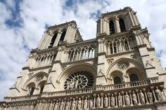 Notre Dame. I've been here it was breathtaking!