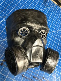 Steampunk Gas mask Halloween costume by MonkeyDungeon on Etsy