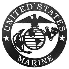 marine corp symbol for cricut - Yahoo Image Search Results Marine Corps Emblem, Us Marine Corps, Marines Logo, Us Marines, Thing 1, Scroll Saw Patterns, Cricut Vinyl, Cricut Stencils, Silhouette Cameo Projects