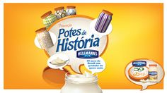 PORTFOLIO - SIDNEY ASAM: Promoção Hellmans - Unilever