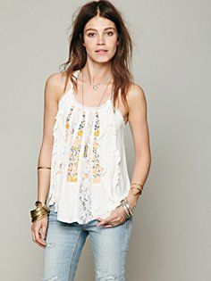FP X Mademoiselle Top in clothes-tops