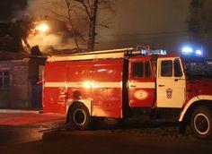 В канун праздников в Домодедово произошло два пожара