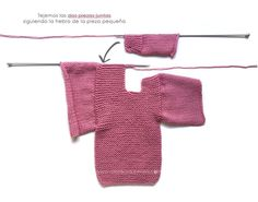Learn How to Make this adorable Knitted Baby CARDIGAN. FREE Step by Step Pattern & Tutorial. A different way of making a Knitted Baby Cardigan! Baby Cardigan Knitting Pattern Free, Baby Boy Knitting Patterns, Baby Sweater Patterns, Knitted Baby Cardigan, Knit Baby Sweaters, Knit Baby Booties, Baby Hats Knitting, Baby Patterns, Baby Knits