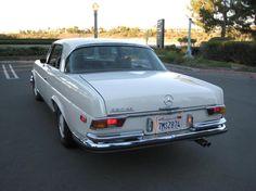 1970 Mercedes-Benz 280SE 280 SE Coupe
