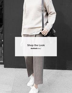 Ton in Ton geht's in das Wochenende! Shop the Look: http://sturbock.me/sNO