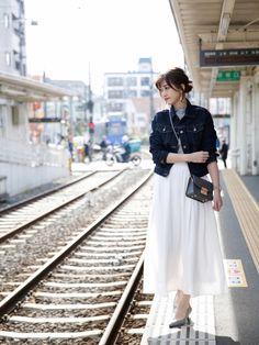 プチプラのあや ayalilyflower daily2017 style from WEAR japan page