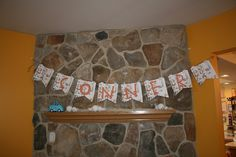 Calvin and Hobbes Party banner by be the thread, via Flickr