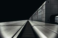 Futuristische Gegenwart by Alex  Märtl / 500px