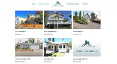 Two Hats Consulting - Website Design For Realtors - Alvernaz Partners