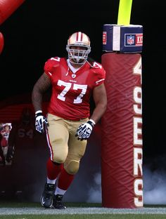 7c9b26da5 Mike Iupati in New Orleans Saints v San Francisco 49ers