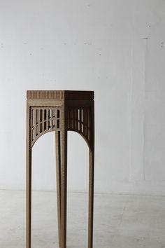 DOUGUYA | PRODUCTS | 展示台 Home Decor Furniture, Unique Furniture, Table Furniture, Furniture Design, Luxury Interior, Interior Styling, Interior Design, Sculpture Stand, Restaurant Chairs