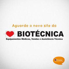 Com mais de 10 anos de experiência, a Biotécnica atua com excelência na área hospitalar. Em breve, novo portal.