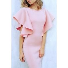pink chic, cool sleeves