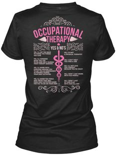 Limited Edition: Occupational Therapy