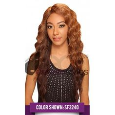 SIS Sister Synthetic Lace Front Wig CFL-H Amaya