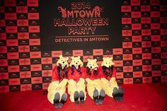 red velvet sm halloween