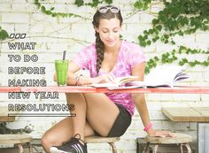 Lorna Jane's Move Nourish Believe | What To Do Before Making New Year Resolutions by Debbie Spellman