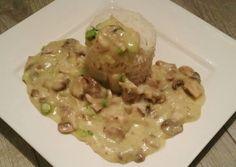 Recept: Glutenvrije Kip Champignon Ragout