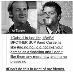 "376 Likes, 5 Comments - Supernatural Account ❤️ (@_.team_free_will._) on Instagram: ""You know what I'd like? Gabriel. I'd like Gabriel back. . . . . . . . . . . . #supernatural #spn…"""