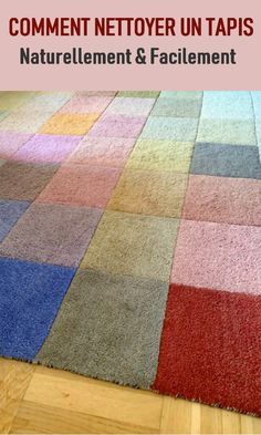 Vicks Vaporub, Clean House, Carpet, Cleaning, Simple, Solution, Diy, Voici, Home Decor