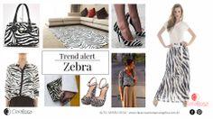 A estampa de zebra é um charme e combina com tudo por ser P&B. Aposte nela para o verão!