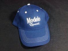 Modelo Especial Beer Baseball Hat Blue Cerveza New! Beach Surf e0085b799519