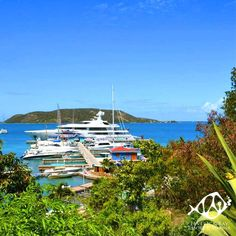 Time to have some fun! #LeverickBayResort #ResortToFun #BVI #Boats #Ocean
