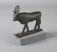 Egyptian, Ptolemaic Apis bull, ca. 332–30 B.C. Bronze